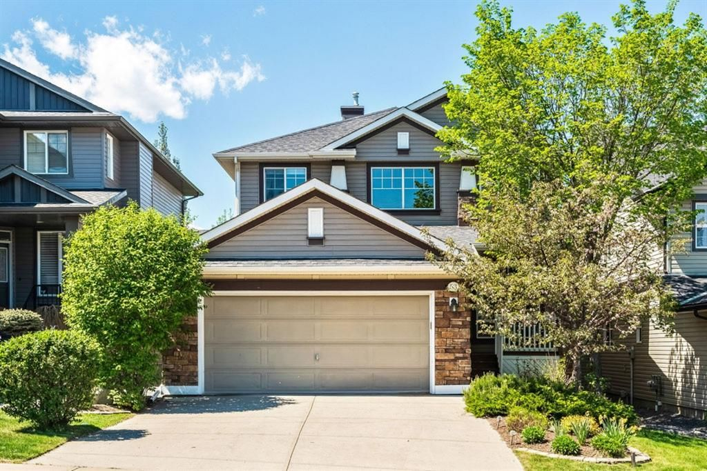 Main Photo: 53 Crestmont Drive SW in Calgary: Crestmont Detached for sale : MLS®# A1118575