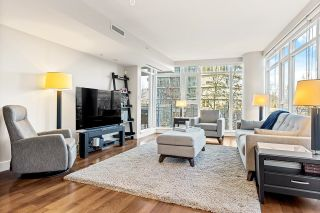 """Photo 2: 403 1205 W HASTINGS Street in Vancouver: Coal Harbour Condo for sale in """"Cielo"""" (Vancouver West)  : MLS®# R2617996"""