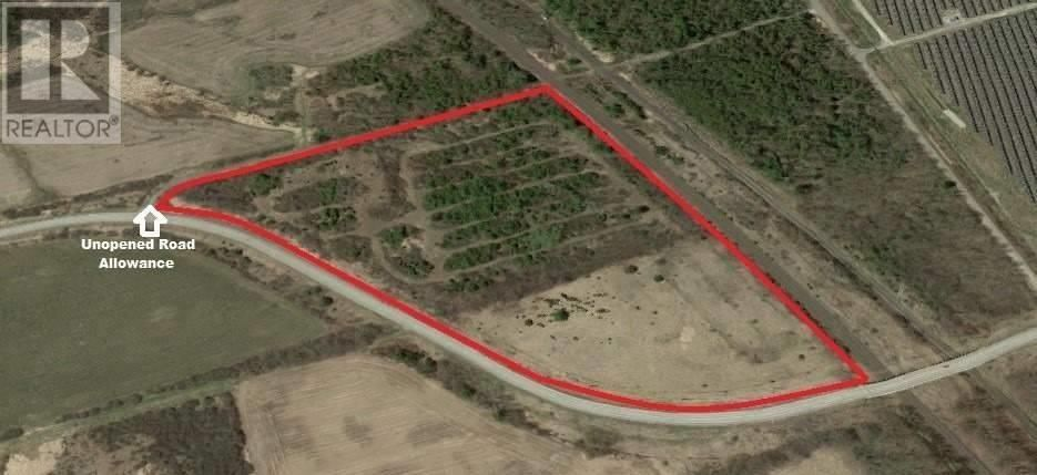 Main Photo: 0 WESLEYVILLE RD in Port Hope: Vacant Land for sale : MLS®# X4948633