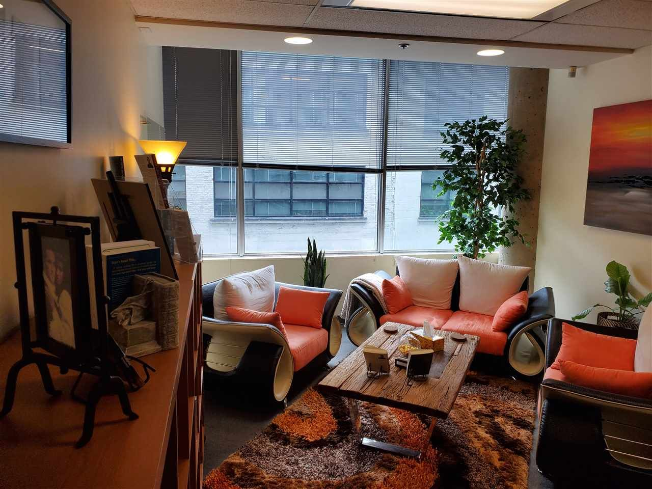 Main Photo: 404 938 HOWE Street in Vancouver: Downtown VW Office for lease (Vancouver West)  : MLS®# C8032429