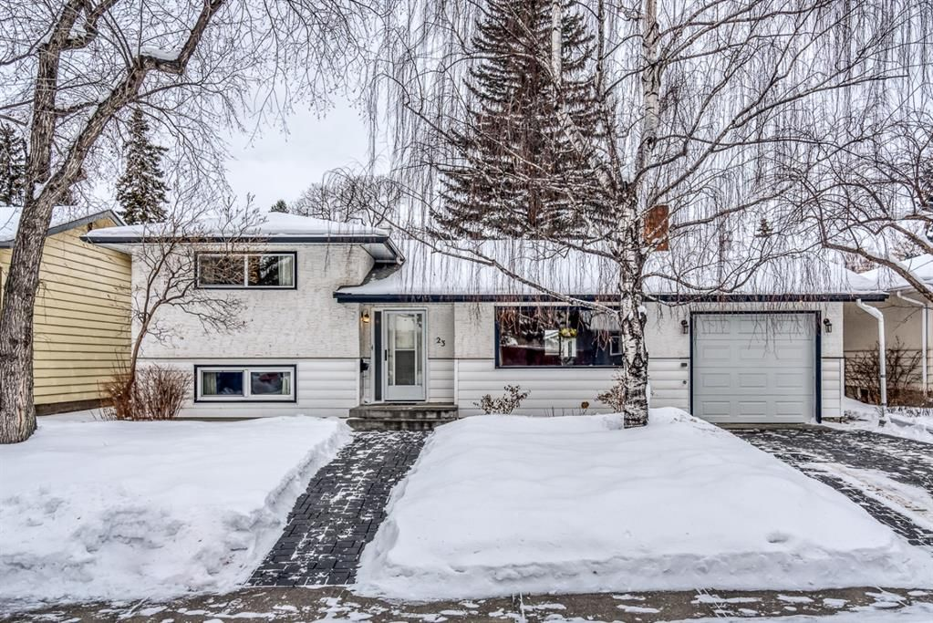 Main Photo: 23 Haverhill Road SW in Calgary: Haysboro Detached for sale : MLS®# A1070696