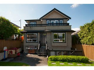 Photo 17: 3559 DUNDAS Street in Vancouver: Hastings East House for sale (Vancouver East)  : MLS®# V1067924