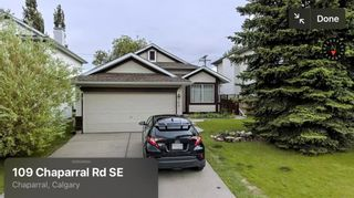 Main Photo: 109 Chaparral Road SE in Calgary: Chaparral Detached for sale : MLS®# A1154465