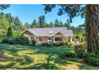 Photo 2: NORTH SAANICH REAL ESTATE For Sale SOLD With Ann Watley = DEAN PARK LUXURY HOME