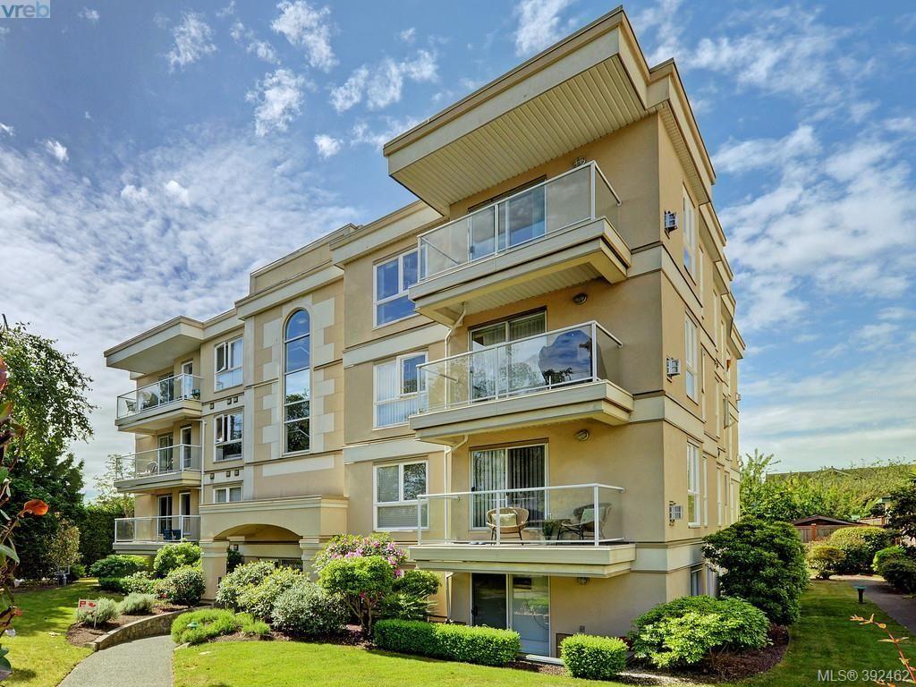 Main Photo: 102 331 E Burnside Rd in VICTORIA: Vi Burnside Condo for sale (Victoria)  : MLS®# 788764