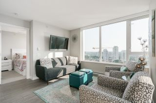 """Photo 10: 2702 570 EMERSON Street in Coquitlam: Coquitlam West Condo for sale in """"UPTOWN 2"""" : MLS®# R2600592"""
