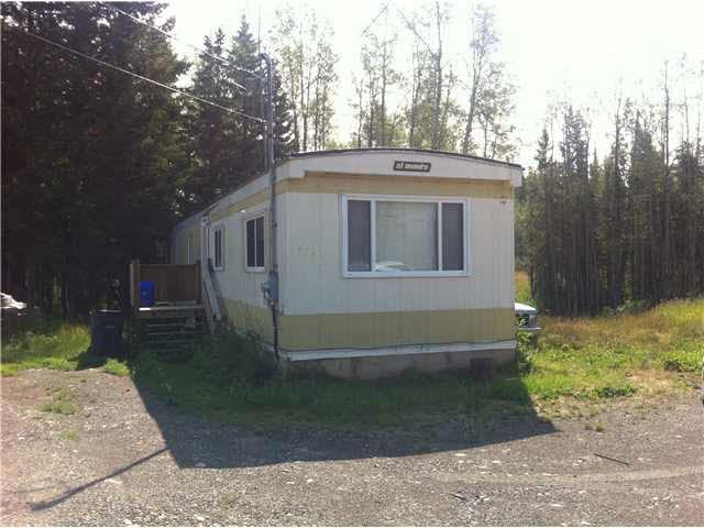 Main Photo: 1312 N BLACKBURN ROAD in : North Blackburn Manufactured Home for sale : MLS®# N238713