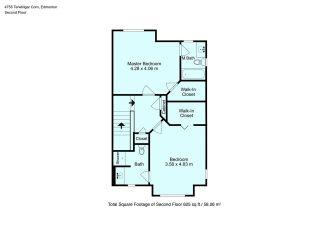 Photo 30: 4755 TERWILLEGAR CM NW in Edmonton: Zone 14 Townhouse for sale : MLS®# E4134773