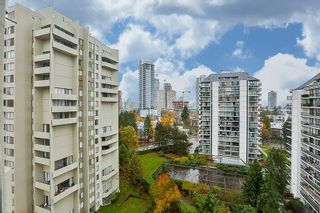 Photo 16: 1206 4105 MAYWOOD Street in Burnaby: Metrotown Condo for sale (Burnaby South)  : MLS®# R2223382