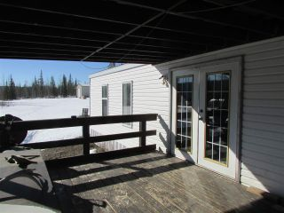 """Photo 4: 19587 LESAGE Road: Hudsons Hope Manufactured Home for sale in """"Lynx Creek Subdivision"""" (Fort St. John (Zone 60))  : MLS®# R2353928"""