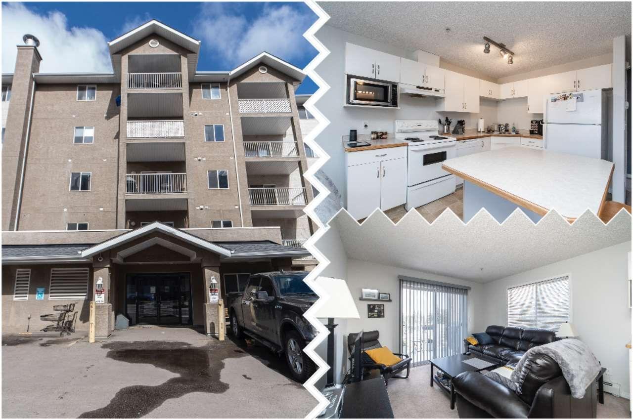 Main Photo: 319 10535 122 Street in Edmonton: Zone 07 Condo for sale : MLS®# E4255069