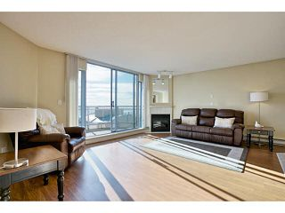 """Photo 4: 2005 719 PRINCESS Street in New Westminster: Uptown NW Condo for sale in """"Stirling Place"""" : MLS®# V1109725"""