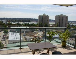 """Photo 10: 701 98 10TH Street in New_Westminster: Downtown NW Condo for sale in """"PLAZA POINTE"""" (New Westminster)  : MLS®# V774706"""