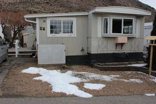 Main Photo: 16 1440 Ord Road in Kamloops: Brocklehurst Manufactured Home for sale : MLS®# New
