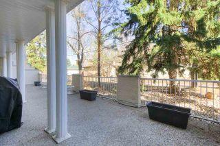 Photo 43: 108 11650 79 Avenue NW in Edmonton: Zone 15 Condo for sale : MLS®# E4241800
