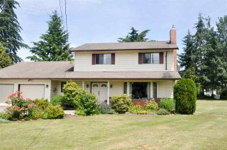 Photo 1: 5714 247A Street in Langley: Salmon River House for sale : MLS®# R2092711