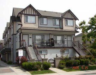 Main Photo: 2 7700 Abercrombie in Richmond: Condo for sale : MLS®# V889385