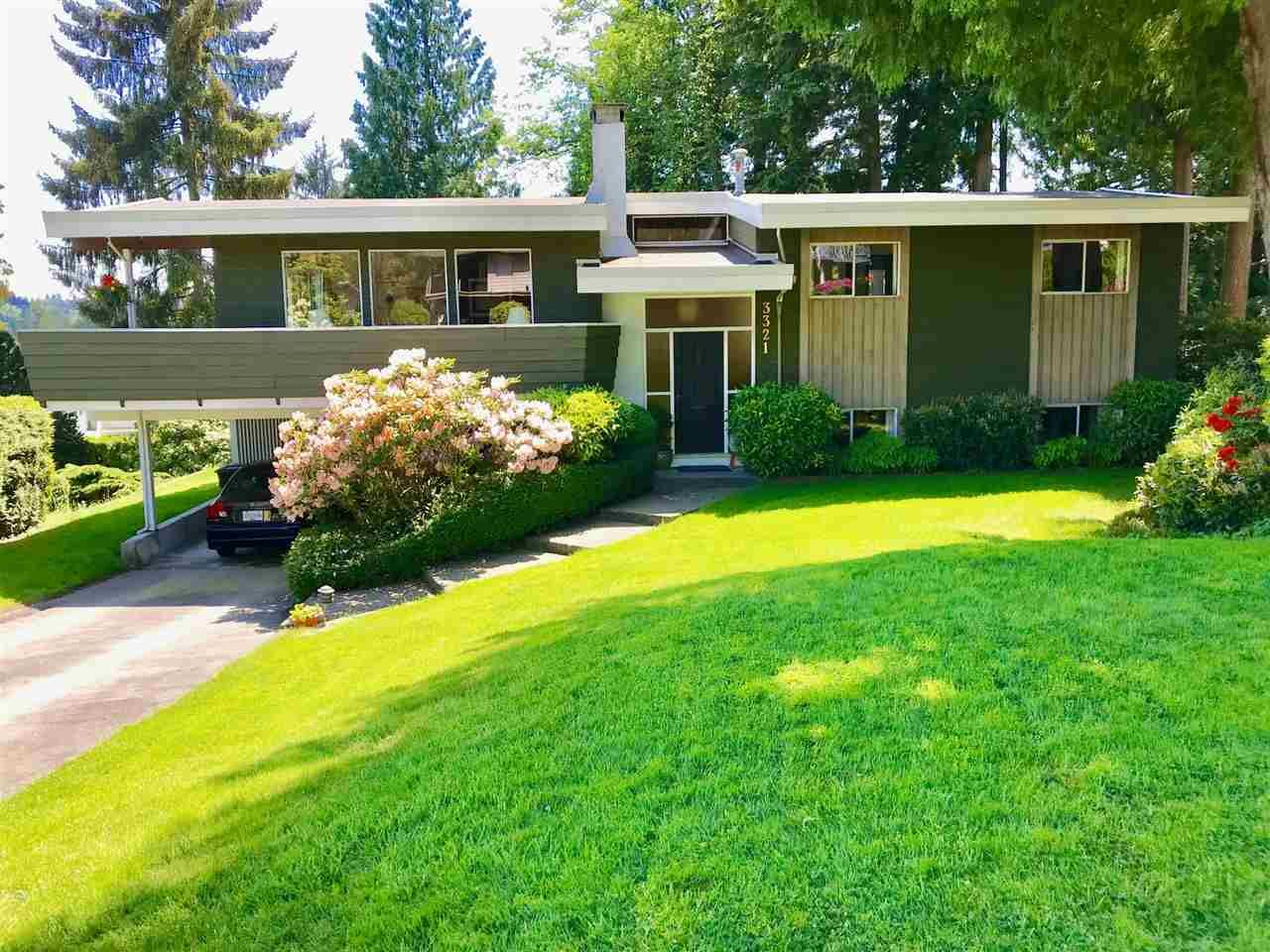 """Main Photo: 3321 DALEBRIGHT Drive in Burnaby: Government Road House for sale in """"GOVERNMENT RD AREA"""" (Burnaby North)  : MLS®# R2268285"""