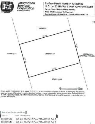 Photo 9: 152 Carwin Park DR in Emma Lake: Vacant Land for sale : MLS®# SK846950