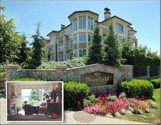 """Photo 1: 322 3629 DEERCREST Drive in North_Vancouver: Roche Point Condo for sale in """"DEERFIELD AT RAVEN WOODS"""" (North Vancouver)  : MLS®# V750565"""