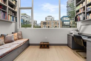 "Photo 12: 301 1510 W 6TH Avenue in Vancouver: Fairview VW Condo for sale in ""THE ZONDA"" (Vancouver West)  : MLS®# R2549473"