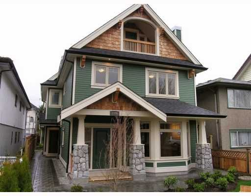 Main Photo: 1198 E 11TH Avenue in Vancouver: Mount Pleasant VE 1/2 Duplex for sale (Vancouver East)  : MLS®# V756732