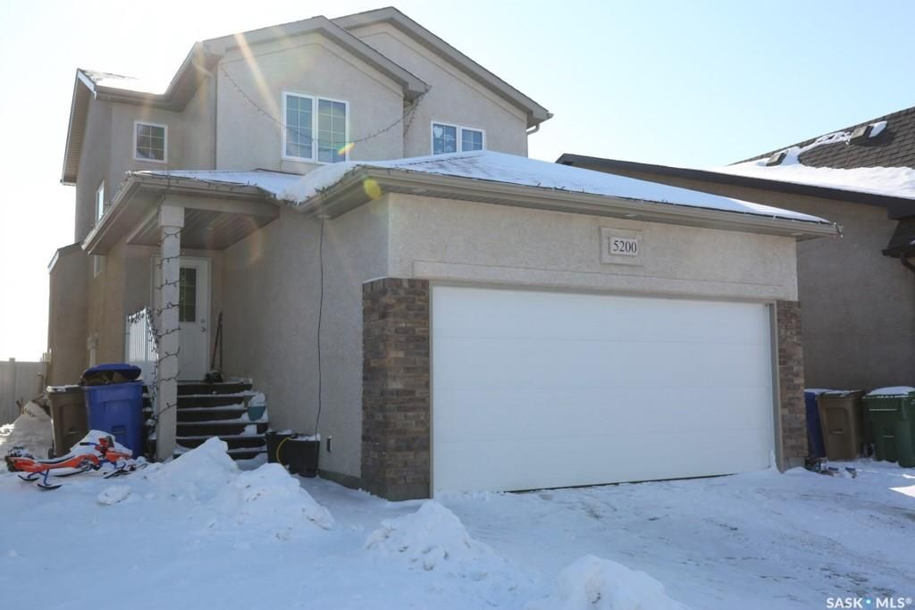 Main Photo: 5200 Crane Crescent in Regina: Harbour Landing Residential for sale : MLS®# SK841888