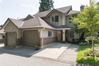 """Photo 1: 516 13900 HYLAND Road in Surrey: East Newton Townhouse for sale in """"HYLAND GROVE"""" : MLS®# R2294948"""