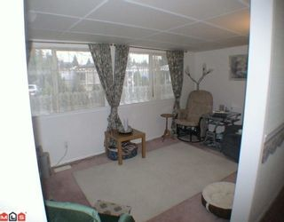 "Photo 9: 24 9080 198TH Street in Langley: Walnut Grove Manufactured Home for sale in ""FOREST GREEN ESTATES"" : MLS®# F1003077"
