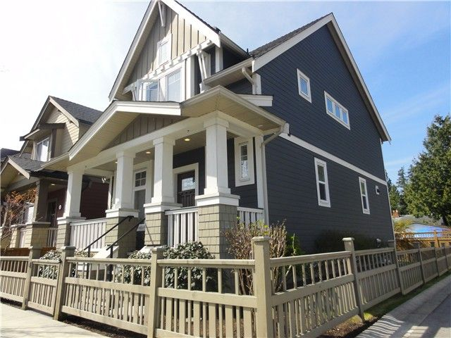 Main Photo: 177 172A Street in Surrey: Pacific Douglas House for sale (South Surrey White Rock)  : MLS®# F1438045