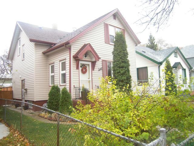 Main Photo: 656 Banning Street in WINNIPEG: West End / Wolseley Residential for sale (West Winnipeg)  : MLS®# 1221706