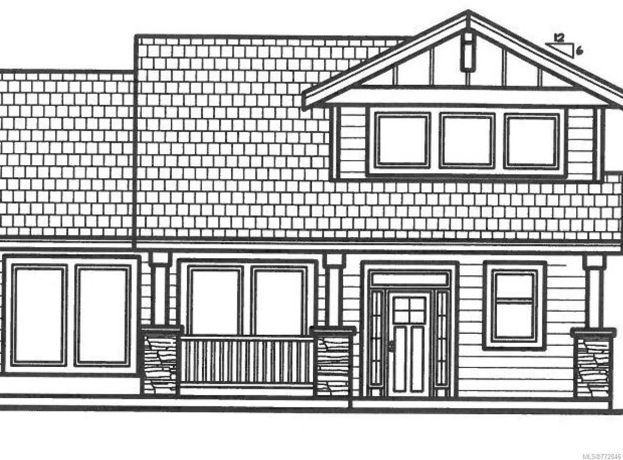 Main Photo: 4059 BUCKSTONE ROAD in COURTENAY: CV Courtenay City House for sale (Comox Valley)  : MLS®# 772846