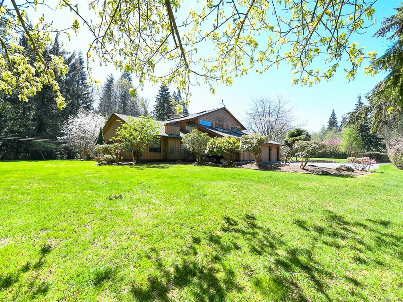 Main Photo: 1505 Croation Rd in CAMPBELL RIVER: CR Campbell River West House for sale (Campbell River)  : MLS®# 831478