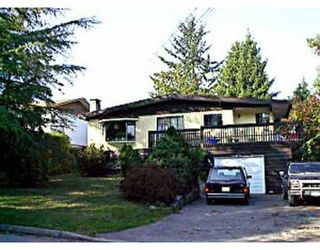 Photo 1: 1817 GREENMOUNT AV in Port_Coquitlam: Oxford Heights House for sale (Port Coquitlam)  : MLS®# V363766