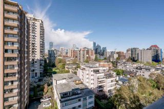 """Photo 17: 1204 1146 HARWOOD Street in Vancouver: West End VW Condo for sale in """"THE LAMPLIGHTER"""" (Vancouver West)  : MLS®# R2185943"""