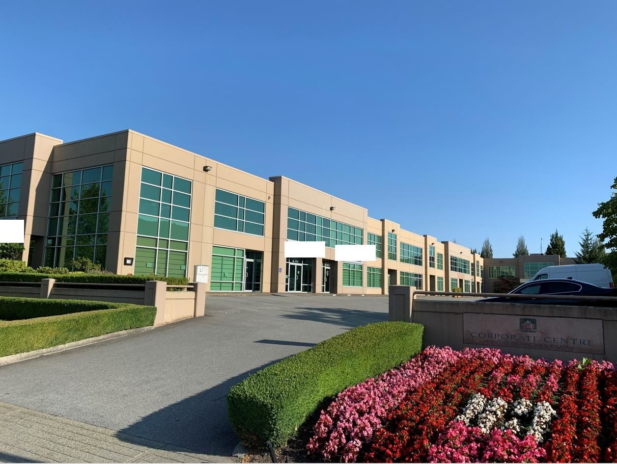 Main Photo: 130 13900 MAYCREST Way in Richmond: East Cambie Industrial for sale : MLS®# C8039853