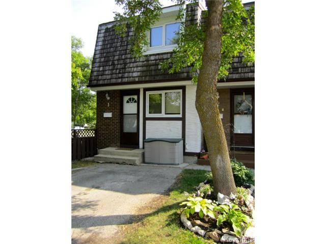 Main Photo: 1 240 Lumsden Avenue in Winnipeg: Condominium for sale : MLS®# 1216805