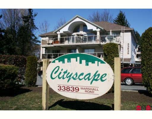 """Main Photo: 204 33839 MARSHALL Road in Abbotsford: Central Abbotsford Condo for sale in """"CITY SCAPE"""" : MLS®# F2905409"""