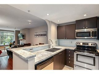 """Photo 3: 113 1111 LYNN VALLEY Road in North Vancouver: Lynn Valley Condo for sale in """"THE DAKOTA"""" : MLS®# V1052870"""