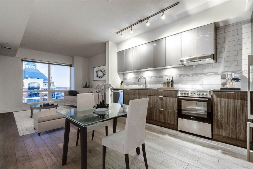 Main Photo: 2605 930 6 Avenue SW in Calgary: Downtown Commercial Core Apartment for sale : MLS®# A1053670