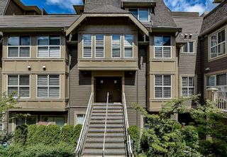 """Photo 2: 211 2110 ROWLAND Street in Port Coquitlam: Central Pt Coquitlam Townhouse for sale in """"AVIVA ON THE PARK"""" : MLS®# R2094344"""