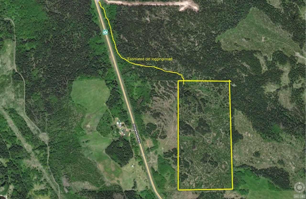Main Photo: DL 4209 W 16 Highway in Burns Lake: Burns Lake - Rural West Land for sale (Burns Lake (Zone 55))  : MLS®# R2358547
