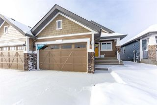 Photo 2: 8128 222 Street in Edmonton: Zone 58 House Half Duplex for sale : MLS®# E4228102