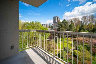 """Photo 14: 605 1740 COMOX Street in Vancouver: West End VW Condo for sale in """"THE SANDPIPER"""" (Vancouver West)  : MLS®# R2574694"""