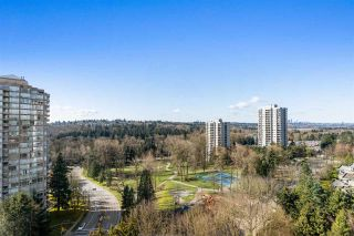 """Photo 20: 1606 9521 CARDSTON Court in Burnaby: Government Road Condo for sale in """"CONCORDE PLACE"""" (Burnaby North)  : MLS®# R2558640"""