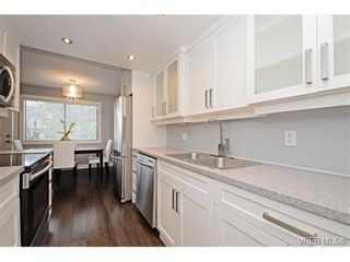 Photo 3: 6 3235 Alder St in VICTORIA: SE Quadra Row/Townhouse for sale (Saanich East)  : MLS®# 750435