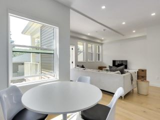 Photo 8: 116 W 14TH Avenue in Vancouver: Mount Pleasant VW Townhouse for sale (Vancouver West)  : MLS®# R2584601