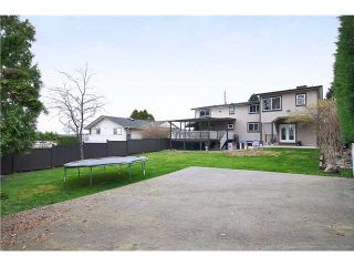 Photo 12: 2040 PALLISER Avenue in Coquitlam: Central Coquitlam House for sale : MLS®# V1052181
