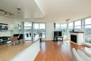 "Photo 3: 1107 2289 YUKON Crescent in Burnaby: Brentwood Park Condo for sale in ""WATERCOLORS"" (Burnaby North)  : MLS®# R2308103"