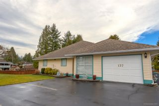 """Photo 1: 137 10172 141 Street in Surrey: Whalley Townhouse for sale in """"Camberley Green"""" (North Surrey)  : MLS®# R2543394"""